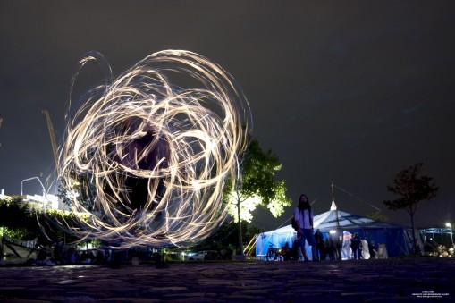 the fireball experiment