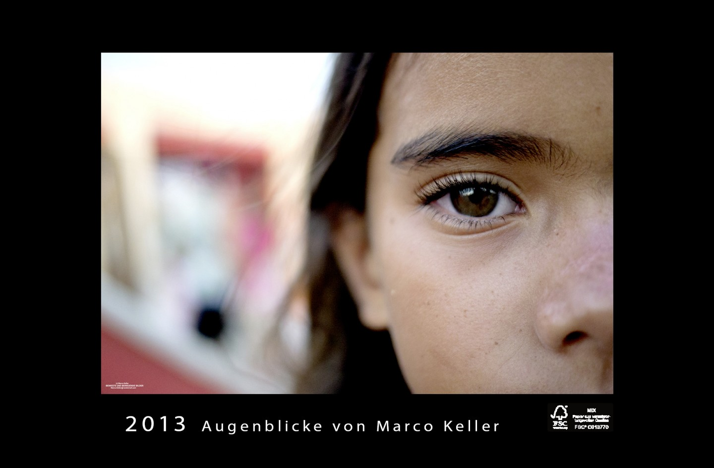 fotokalender 2013 marco keller film photography. Black Bedroom Furniture Sets. Home Design Ideas